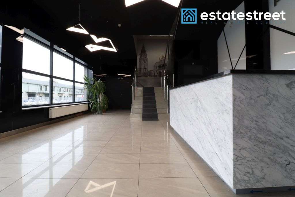 Lokal biurowy 302 m2 - Bronowice