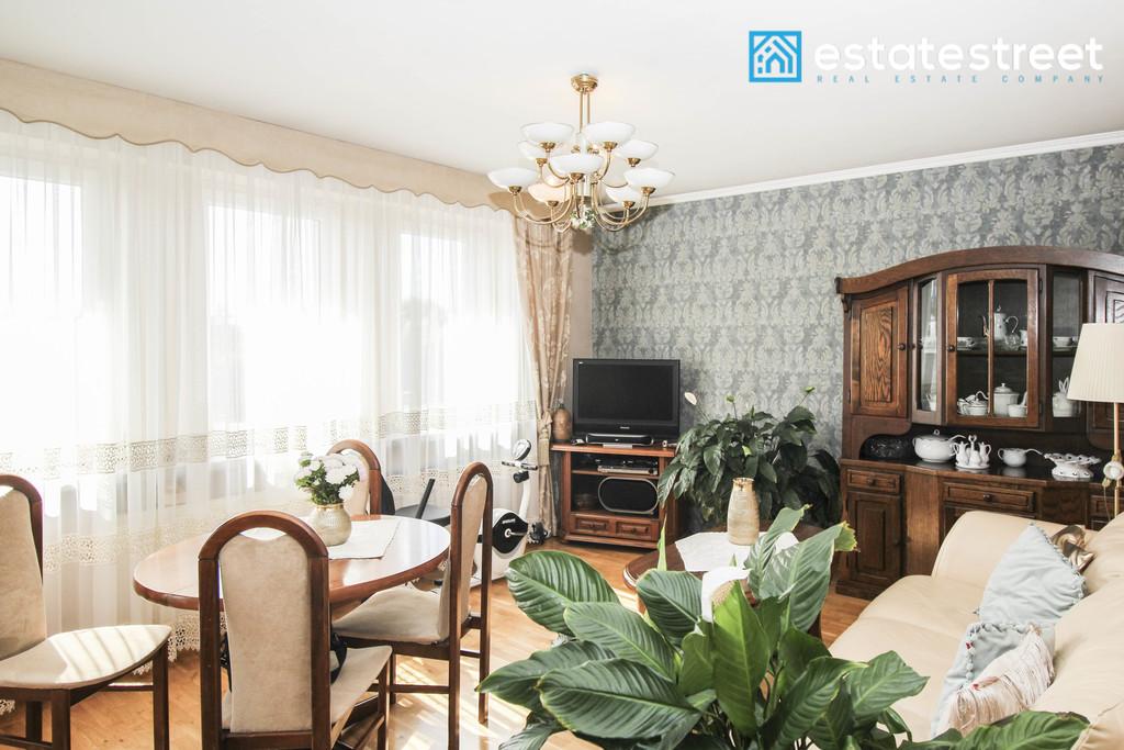 Dwupoziomowe mieszkanie Kurdwanów Nowy