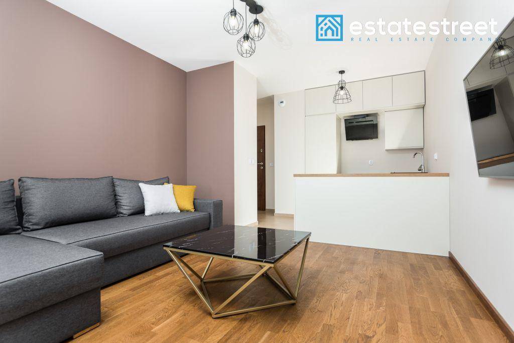 Komfortowe 2-pok. mieszkanie z 14 metrowym tarasem