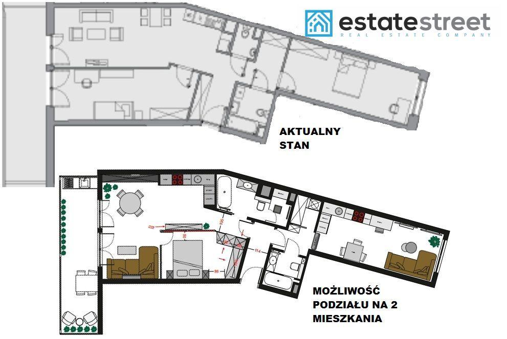 Mieszkanie Sprzedaż Kraków Dębniki Barska