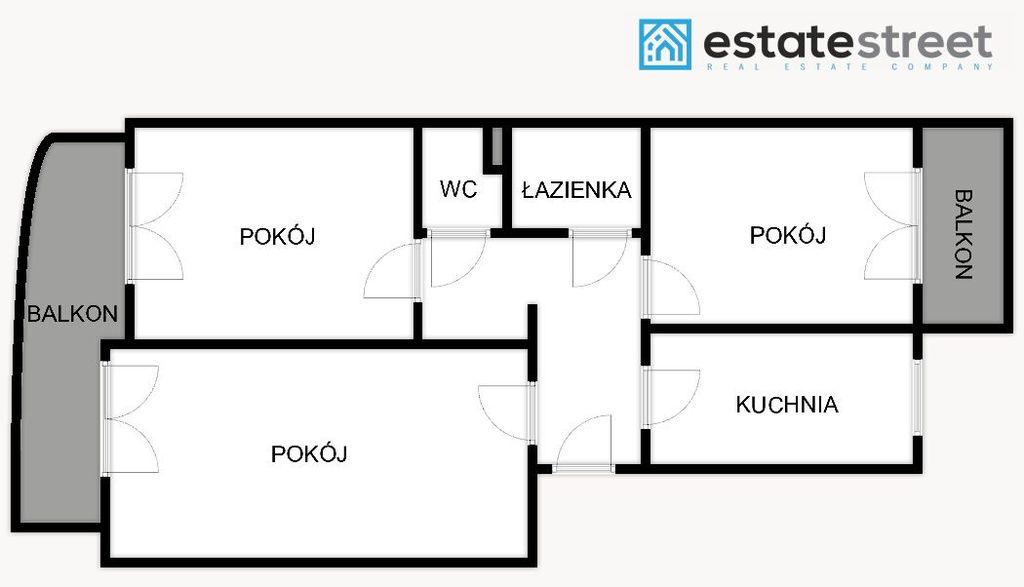 Mieszkanie Sprzedaż Kraków Dębniki Rozdroże