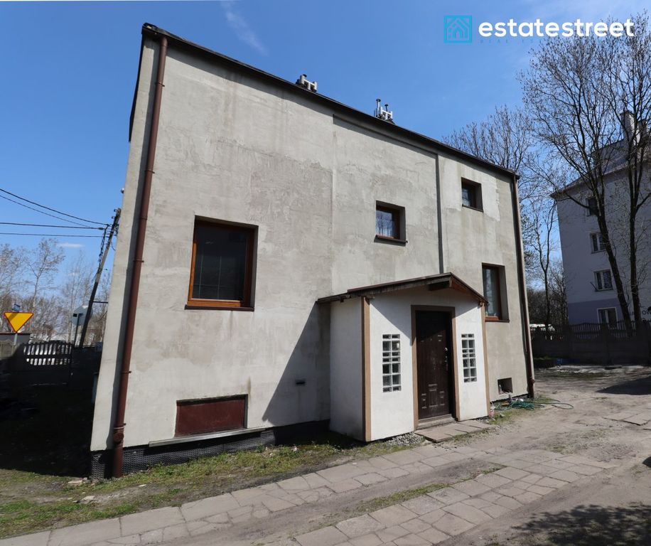 Dom Sprzedaż Sosnowiec Różana