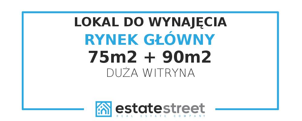 Lokal Wynajem Kraków Stare Miasto rynek Główny