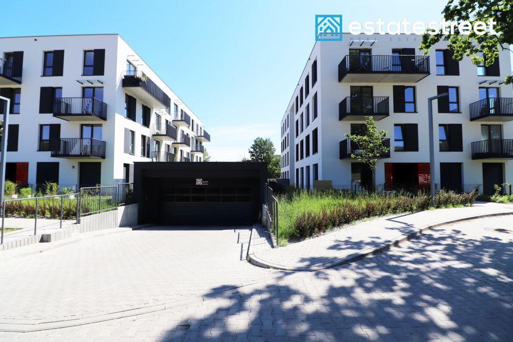 2-pok. mieszkanie z garażem i balkonem - Bieżanów!