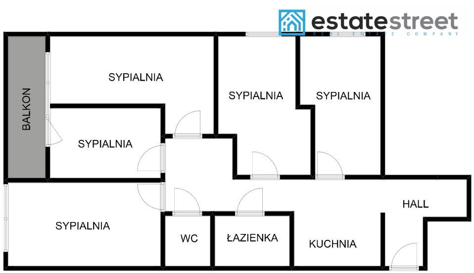 Mieszkanie Wynajem Kraków-Krowodrza al. Kijowska
