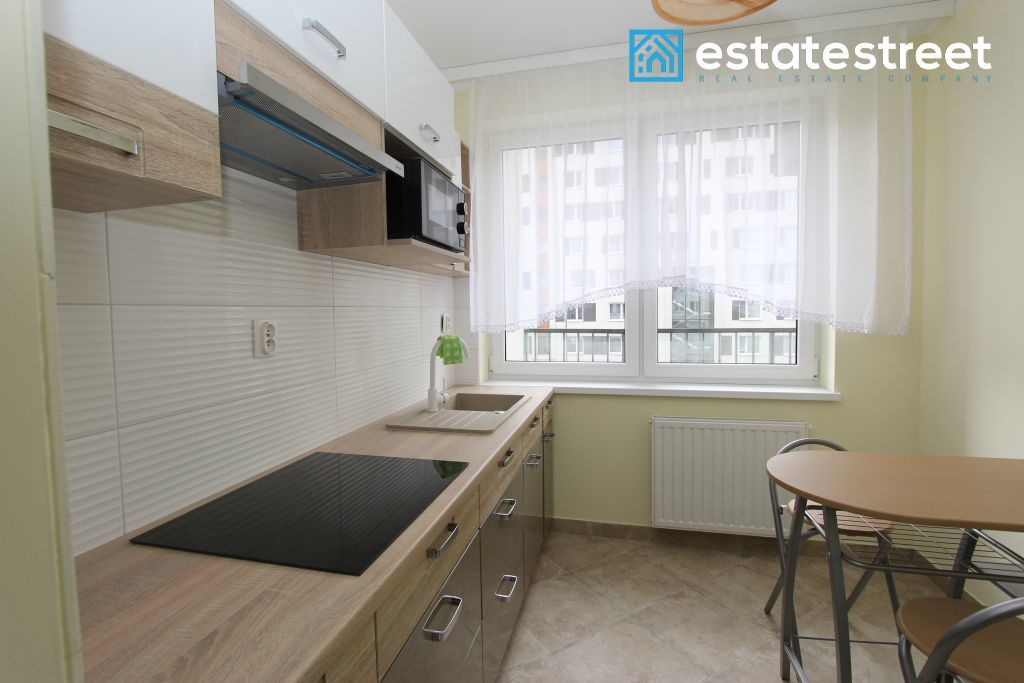 Atrakcyjne nowe mieszkanie, 2 osobne pokoje