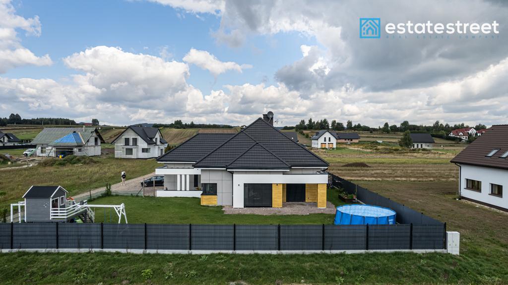 Komfortowy dom - działka 10 arów Kryspinów/Mników!
