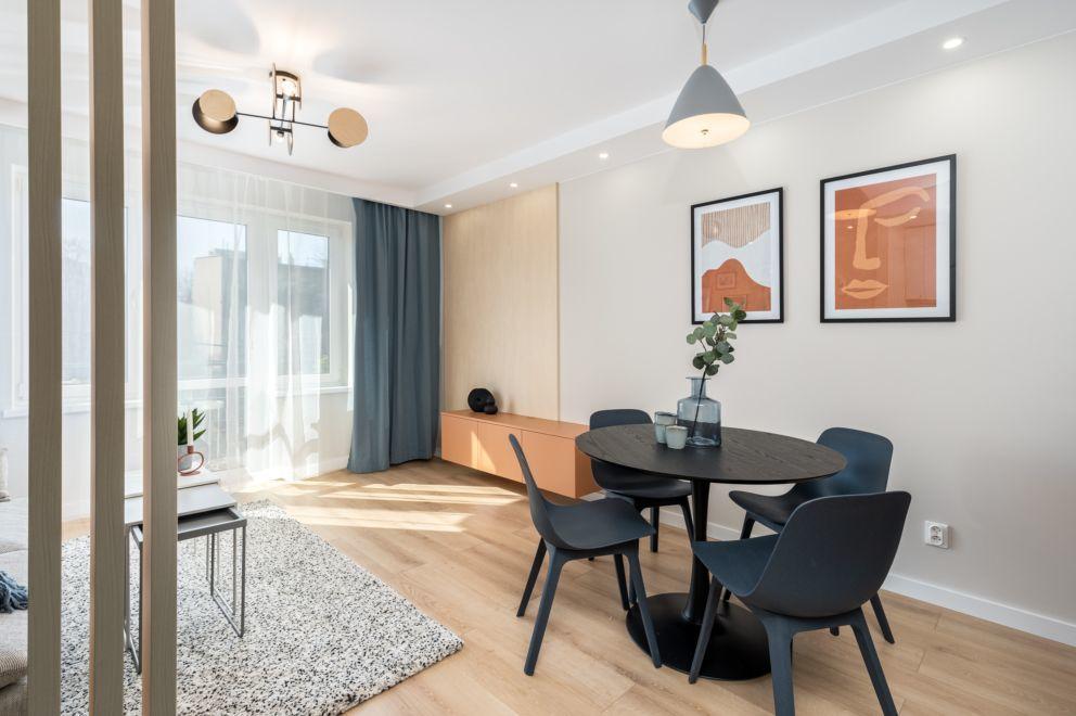 Mieszkanie 4 pokojowe  (umeblowane i wyposażone)